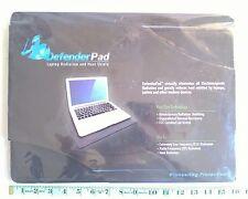 Defender Pad Laptop Radiation & Heat Shield Eliminates EMR, Reduces Heat NEW