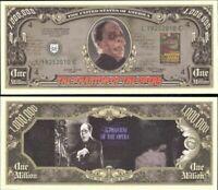 2 Bills LON CHANEY The ORIGINAL PHANTOM Of The OPERA Million Dollar USA SELLER