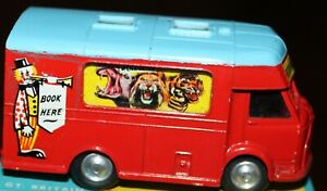 Corgi Toys  Chipperfields Circus  Booking Office Commer