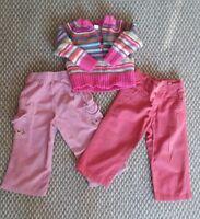 Baby Girls 12-18M Mixed Lot  20pc Shorts, T-shirts, Pants,Jackets GAP Old Navy