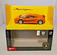 "MONDO MOTORS - 1:43 DIECAST - LAMBORGHINI SUPERLEGGERA ""ORANGE"" - NEW & BOXED"