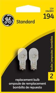Side Marker Light Bulb-Base GE Lighting 194/BP2