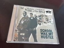 Kidz in the Hall - School Was My Hustle CD Rawkus Records Hip-Hop Naledge Double
