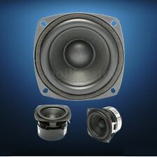 1Pc 3'' Inch 4Ohm 4Ω 25W Full Range Audio Speaker Stereo Woofer Loudspeaker Horn