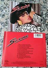 SA-FIRE SAFIRE 1988 RARE CD Thinking Of You Boy I've Been Told Let Me Be The One