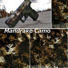 Dipping Hydrographics Film Water Transfer Printing 0.5x2m PVA Mandrake Camo kit