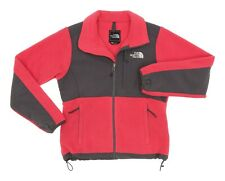 THE NORTH FACE Denali Jacket XS Womens RED Fleece Vintage Ski Coat Snowboarding