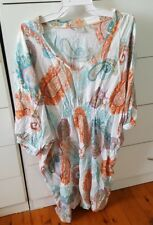 ESPRIT Kaftan Beach Boho Dress size 12