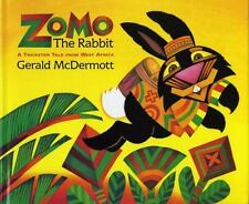 Zomo the Rabbit: A Trickster Tale from West Africa-ExLibrary