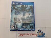 Final Fantasy XV Royal Edition - ps4 * New Sealed Game * PlayStation 4 FF 15