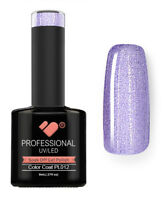 PL012 VB™ Line Platinum Purple Metallic - UV/LED soak off gel nail polish