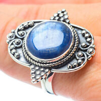 Large Kyanite 925 Sterling Silver Ring Size 9 Ana Co Jewelry R31006F