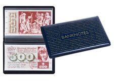 Album de poche ROUTE Banknotes 210 pour billets de banque - Réf  347372