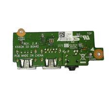 Original For ASUS K56CM USB AUDIO BOARD K56C IO BOARD REV.2.0 60-NUHUS1000-C01