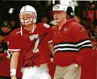 Scott Frost Autographed Signed 8x10 Photo ( Nebraska Cornhuskers ) REPRINT