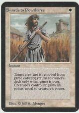 Alpha Swords to Plowshares    MTG    Magic Uncommon