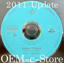 2011 Update 2007 to 2011 Honda CRV Fit Element Insight CR-Z Navigation DVD Map