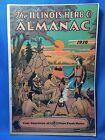 1936 Original Vintage ILLINOIS HERB Co Medicine  Tonic ALMANAC