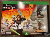 Disney Infinity 3.0 [ Star Wars Starter Pack ] (XBOX ONE) NEW