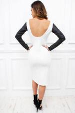 New Look Women's Stretch Round Neck Dresses