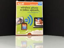 Eye-Fi X2 connect 4GB + Wi-Fi SD Card wifi Wireless Uploads (C1)