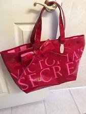 Victoria's Secret Red Patent Tote Bag *NEW*