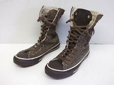 High tops, Converse All Stars, Chuck Taylor Brown size UK5 EUR 37.5