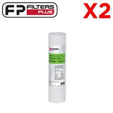 "2 x 10"" x 2.5"" Puretec Replacement Sediment Water Filter -  5 Micron"