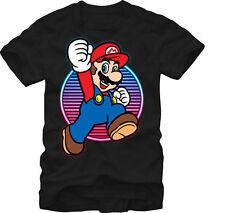 NINTENDO - MARIO - Neon Hero T-Shirt - NEW - SMALL ONLY