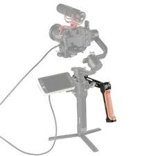 SmallRig BSS2314 Handgrip for DJI RoninS Detachable Wooden Handle Low-angle Shot