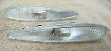 315-1415PTA-VC - Fits 2000-03 Nissan Maxima - PAIR - Clear Side Marker Lights