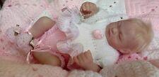 Tiny 10 inch Full Bodied Vinyl Reborn  Baby Girl