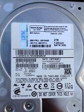 """IBM 59Y5485 69Y2711 2TB 7.2K 7200 RPM Disco Duro HDD SATA 3.5"""""""