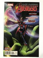 ALL-NEW ALL-DIFFERENT AVENGERS #9 (2016) | 1ST COVER WASP (NADIA VAN DYNE); 2ND