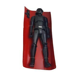 LFL Hasbro SA C-3632A #B9758 62231 Black Storm Trooper Star Wars Figure On Card