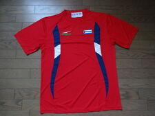 Cuba 100% Original Soccer Football Jersey Shirt BNWOT XL Extremely Rare