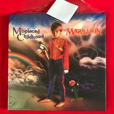 Marillion Misplaced Childhood FISH SIGNED Deluxe 4LP vinyl Steven Wilson Mix