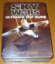 SKY WARS ULTIMATE TOP GUNS DVD 2008 5 DISC NEW IN SEALED TIN BOX SET