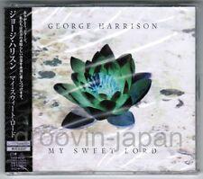 "Sealed GEORGE HARRISON My Sweet Lord JAPAN 5"" MAXI CD TOCP-40153 w/OBI Slim Case"