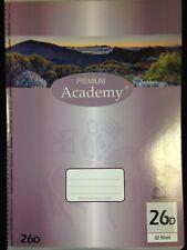 Staufen * Premium Academy - Schulheft DIN A4 kariert Lin 26 D