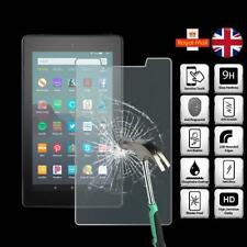 For Amazon Fire 7 (9th Gen 2019) - Tablet Tempered Glass Screen Protector Cover