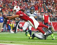 LARRY FITZGERALD 8X10 PHOTO ARIZONA CARDINALS PICTURE NFL FOOTBALL TD CATCH
