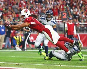 LARRY FITZGERALD 8X10 PHOTO ARIZONA CARDINALS PICTURE NFL FOOTBALL TD CATCH