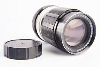 Konica Hexanon 135mm f/3.5 Manual Focus Telephoto Lens with Cap for AR Mount V12