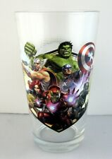 Brand New 16 oz Marvel's The Avengers Pint Glass Marvel Comics Double Sided MCU