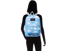 NWT JanSport Big Student Backpack Lifetime Warranty Sale Partly Cloudy Blue Sky