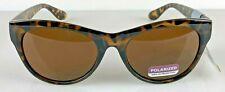 Fashion Retro Driving Brown Leopar Pattern Women Sunglasses