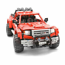 Ford crossovers Off Road Pickup Racing Car With Motor Block Technic MOC 2139