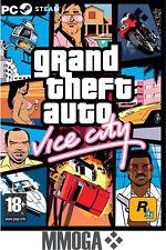 GTA Auto - Grand Theft Auto: Vice - PC STEAM Digital Download Code USK 18+ - DE