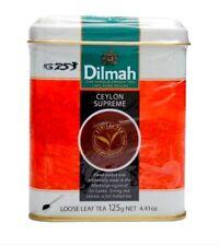 CEYLON DILMAH SUPREME LOOSE LEAF TEA - 125g